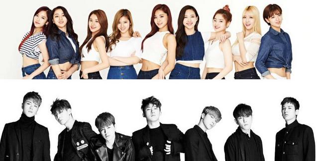 Điểm danh những nhóm nhạc K-pop hay nhất