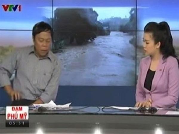 Những sự cố hy hữu trên sóng truyền hình Việt Nam