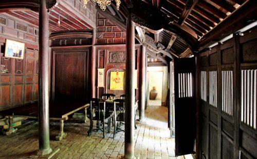 Tìm hiểu đặc trưng của kiến trúc truyền thống Việt Nam