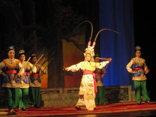 Tuồng- loại hình nghệ thuật cổ điển đặc sắc của Việt Nam