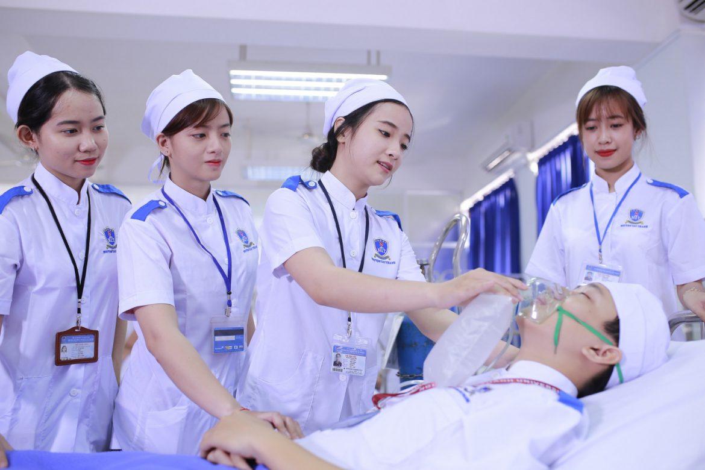 học cao đẳng điều dưỡng